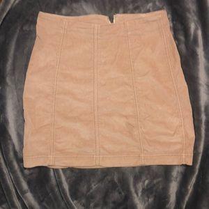 Modern Femme...Free people skirt size 6